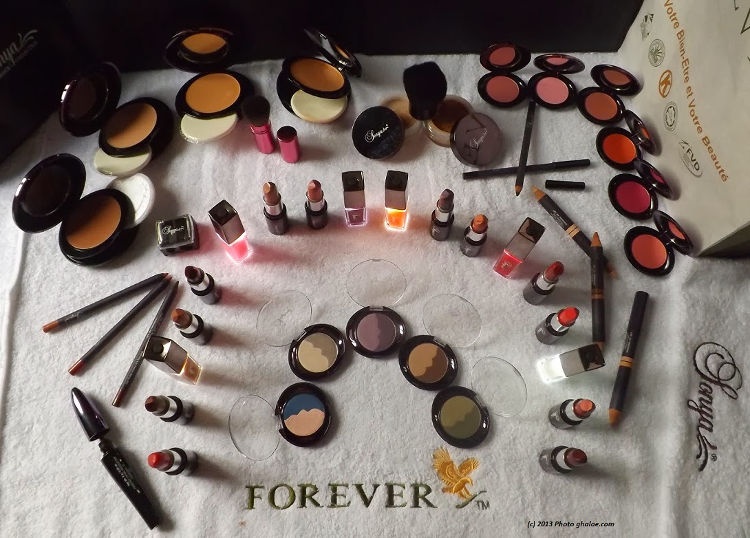 Gamme Maquillage sonya flawless de Forever