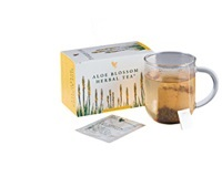Infusion Aloe Blossom Herbal Tea